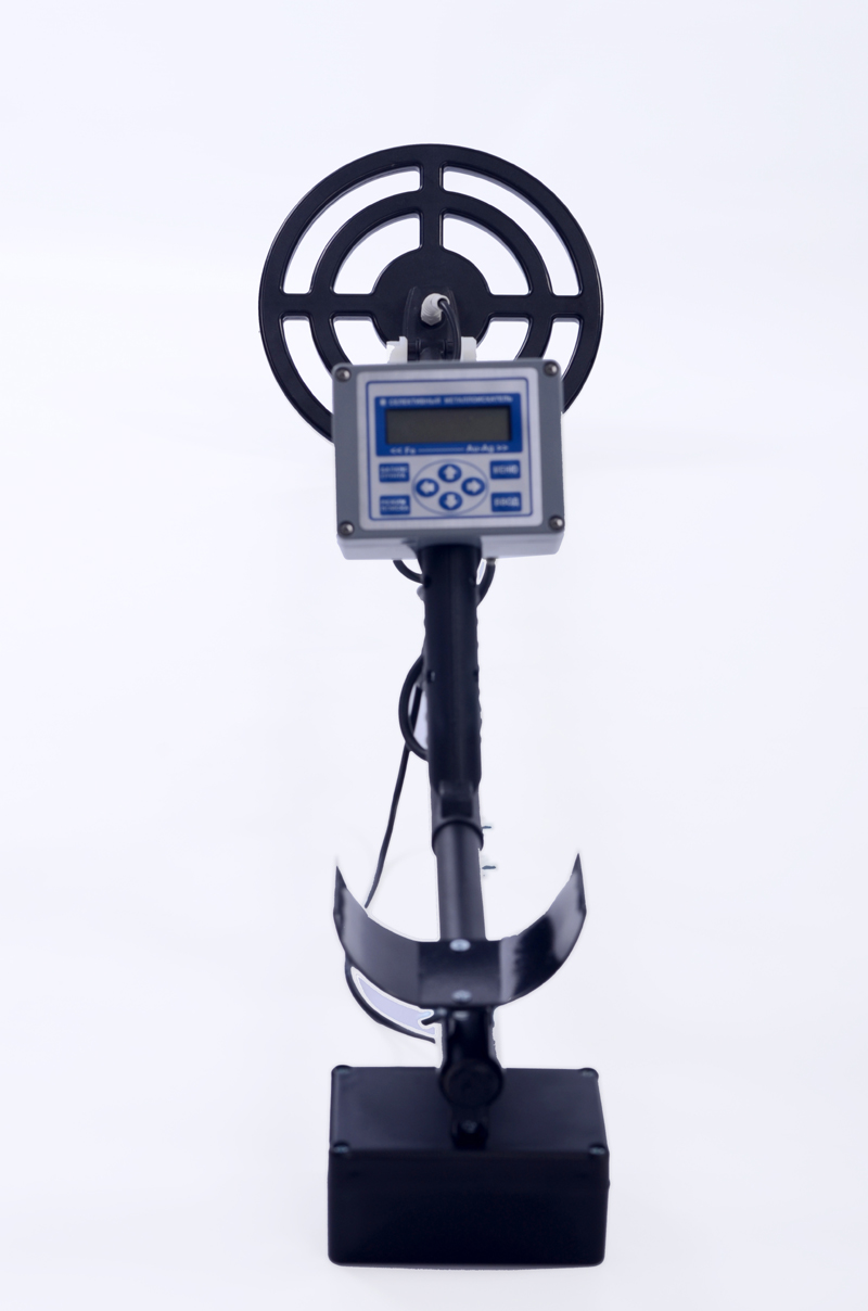 Buy Metal Detector Koshey Ukraine 18m And Pulse Induction Circuit As Well Bay